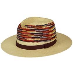 Tasmin Sombrero Panama Ala...