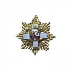 Gran Cruz Merito Militar...