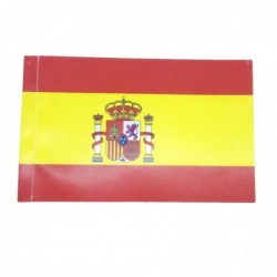 Bandera España Escudo Actual