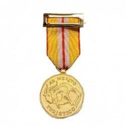 Medalla Merito Turistico...
